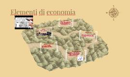 Elementi di economia 1