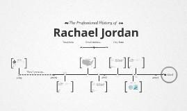 Timeline Prezumé by Rachael Jordan