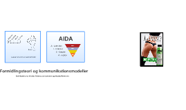 Formidlingsteori og kommunikationsmodeller