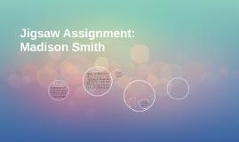 Jigsaw Assignment