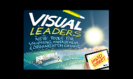Visual Leaders STIA Presentation