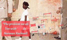 Copy of The problem we all live with de Norman Rockwell