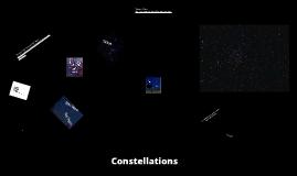 Constellations - Second Grade