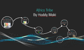 Africa Tribe