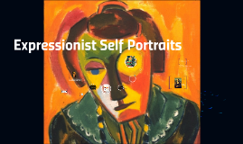 Expressionist Self Portraits
