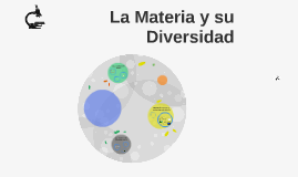 La Materia y su Diversidad