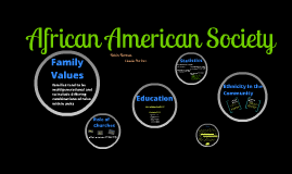 African American Society