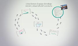 Copy of Cómo formar al equipo de trabajo