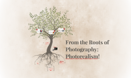 From the Roots of Photography: Photorealism!