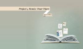 Project 4 Remix: