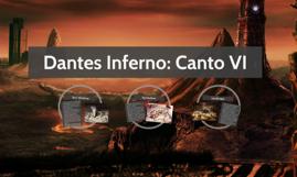 Dantes Inferno: Canto VI