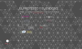 EL PROTESTO Y EL ENODOSO