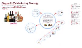 diageo marketing strategy