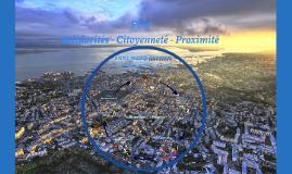 Pôle Solidarité - Citoyenneté - Proximité