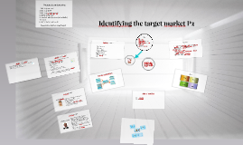 Indentifying the target market P2
