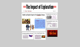 The Impact of Exploration