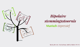 Copy of Biopolaire stemmingsstoornis