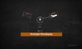 Strategie Oranjepop