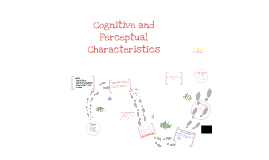Copy of Cognitive and Perceptual Characteristics