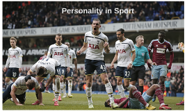 Personality in Sport