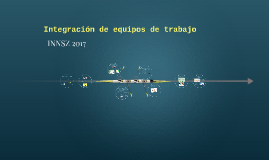 Copy of Integración de equipos de trabajo