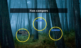 Non campers