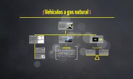 Vehículos a gas natural