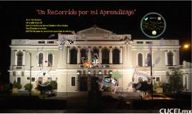 Copy of Un Recorrido por mi Aprendizaje