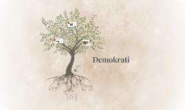 Demokrati og medborgerskap mot 2020
