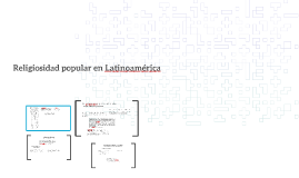 Religiosidad popular en Latinoamérica