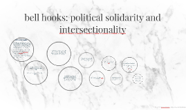 bell hooks: political solidarity and intersectionality