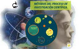 Copy of METODOS DEL PROCESO DE INVESTIGACION CIENTIFICA