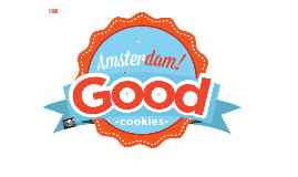 Drenthe College en Amsterdam! Good Cookies