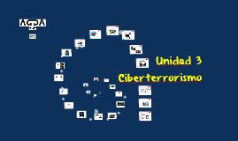 Tema 3 Ciberterrorismo