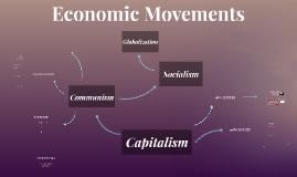 Economic Movements - English