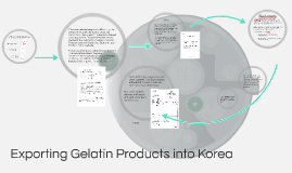 Copy of Exporting gelatin products into KR