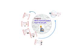 Target 6 Giving your best effort