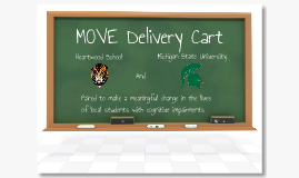 Copy of ME 481 - Move Delivery Cart