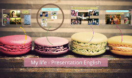 Copy of My life - Presentation English