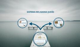 SISTEMA RELIGIOSO JUDÍO