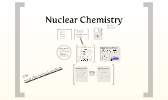 Nuclear Chemistry (Chapter 21)