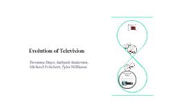 Evolution of Television