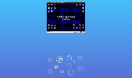 Kolibri Operating System