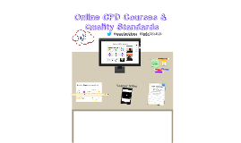 Online CPD Courses & Quality Standards