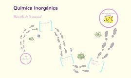Copy of Química  Inorgánica