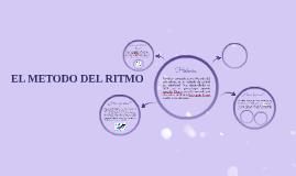 EL METODO DEL RITMO