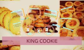 king cookie Simulación de Negocios