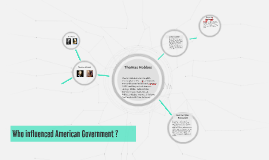 Copy of Who influenced American Government ?