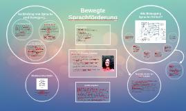 Bewegte Sprachförderung