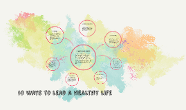 10 Ways to lead a healthy life